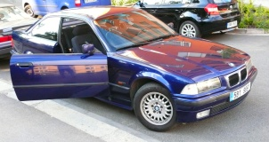 BMW 318iS Coupe 1995 na prodej