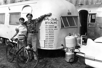 Airstream Wally Byam