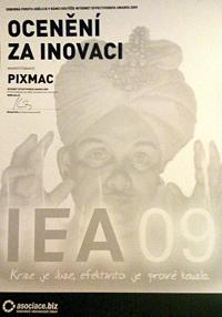 Fotobanka Pixmac má cenu IEA09