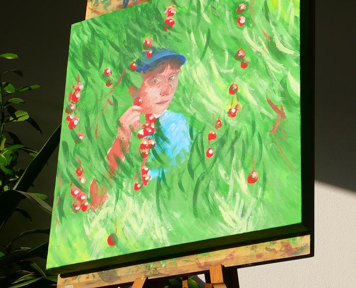 Malované obrazy